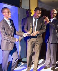 Alpha Kane Cofondateur, Digital Stratégist et Mohamed Diallo Cofondateur, CEO de l'agence By Filling.