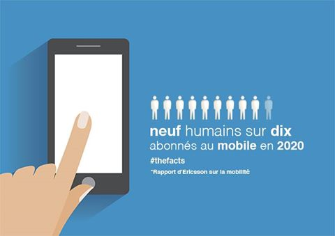 perspective d'évolution de l'internet mobile