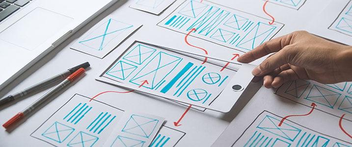 Management ressources humaines - UI designer