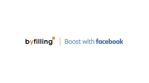 Partenariat By Filling Facebook .001