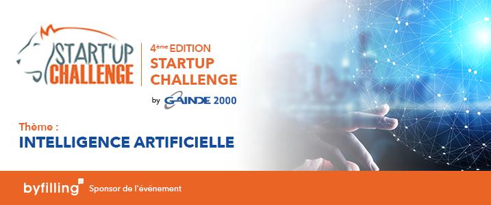Startup Challenge Gainde 2000